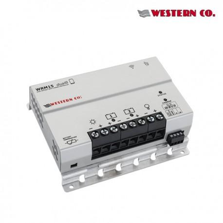 Solarni regulator MPPT Western WRM 15 dualB
