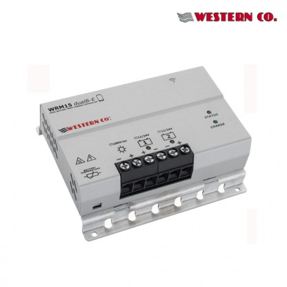 Solarni regulator Western WRM 15 dualB-E