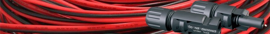 Solarni kabli in konektorji
