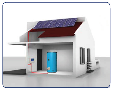 PV Water Heating